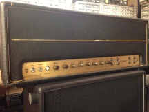 In any case, it's a very fine example of an extremely early Marshall amplifier.