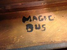 One more interesting marking on the interior cabinet which suggests a bit of Who history.